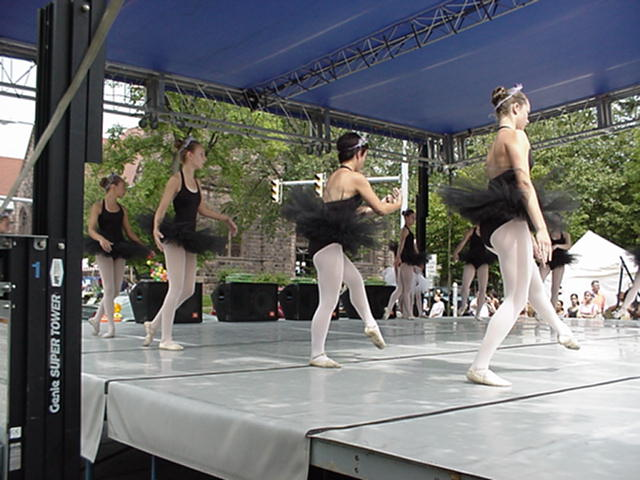 Elmwood Arts Festival - August 24, 2002